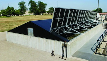 Geomembrane Tank Covers Control Odor, Algae Growth