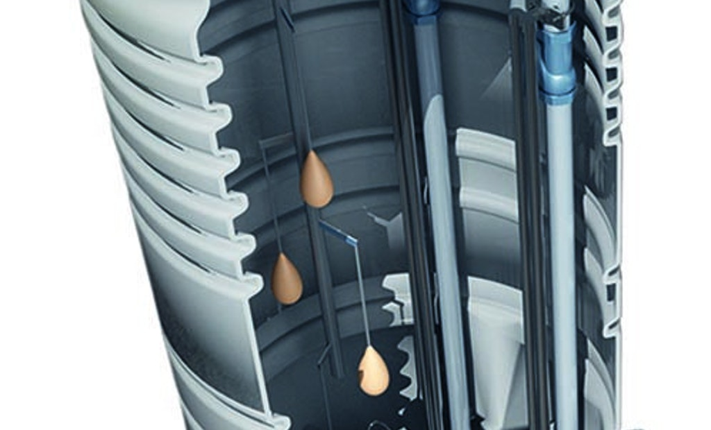 Grinder Pump Lift Station Package Combines Debris Destruction With Ease Of Service