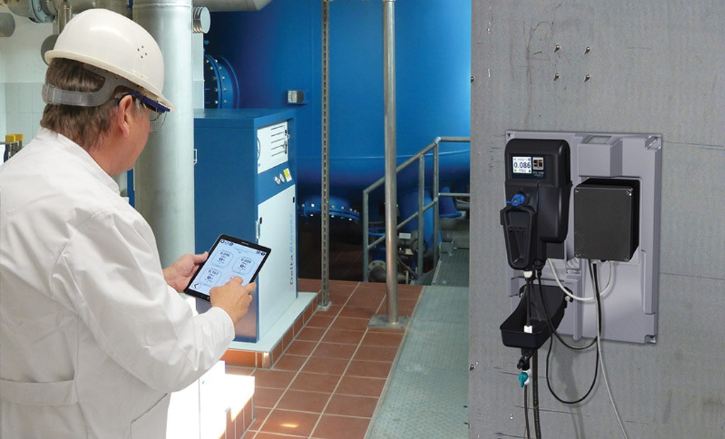 Turbidimeter puts power in the hands of operator's smartphone