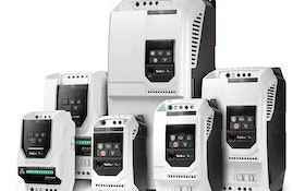 Nidec variable-frequency drives reduce energy use, pump wear