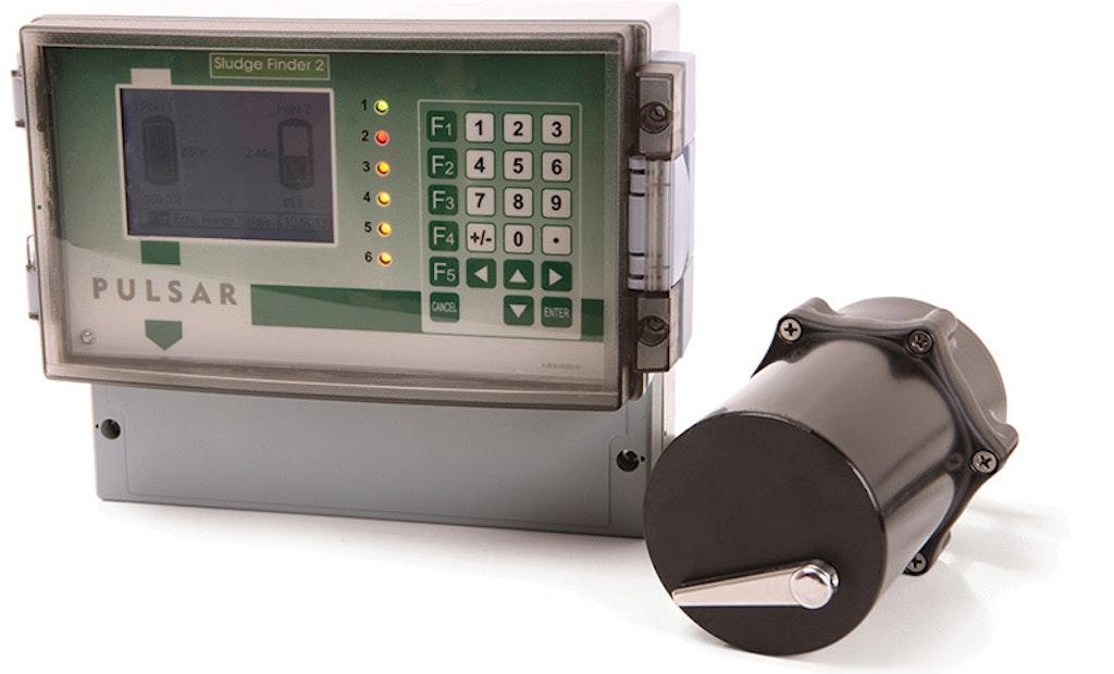 Interface measurement system provides continuous sludge readings