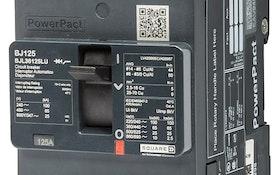 B-frame circuit breaker offers smaller footprint, installation flexibility