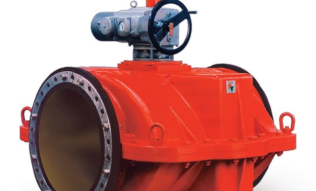 Electrically Actuated Pinch Valves Offer Precise Flow Control