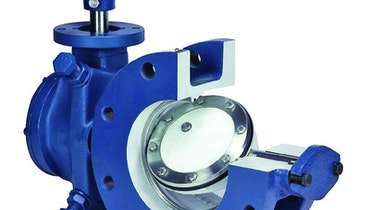 Field-Adjustable Butterfly Valve Designed For Easy Maintenance