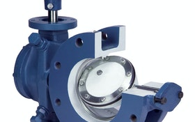 Butterfly valve designed for easy adjustment, long life