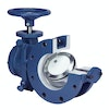 Butterfly valve designed for easy adjustment, long life