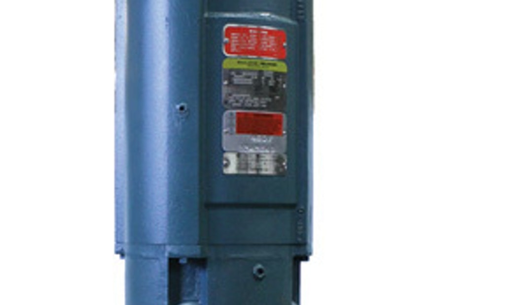 Blue-White's Chem-Pro M MC-2 metering pump