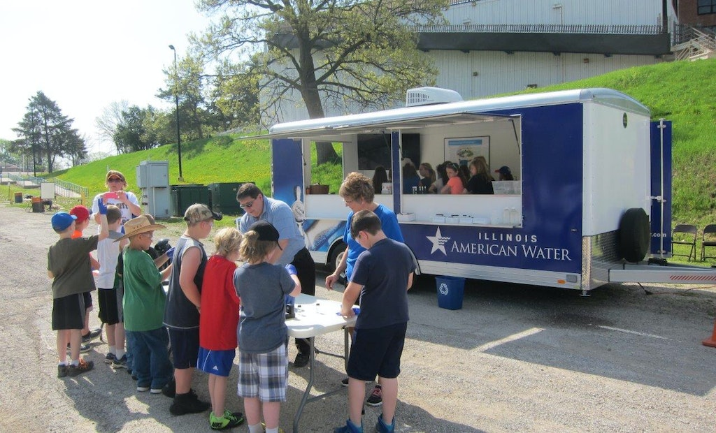 Field Trips On Wheels: Mobile Education Center Teaches Students About Water Treatment