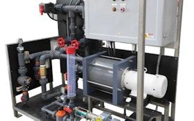 Chemical/Polymer Feeding Equipment - ProMinent Fluid Controls ProMix-L