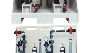 Motor and Pump Controls - Pulsafeeder Pre-Engineered System