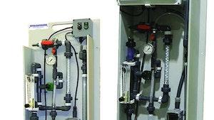 Automation/Optimization - Polymer makedown system
