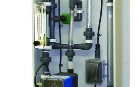 Chemical/Polymer Feeding Equipment - Polymer makedown system