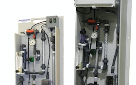 Chemical/Polymer Feeding Equipment - Pulsafeeder PULSAblend