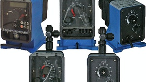 Metering Pumps - Pulsafeeder PULSAtron electronic metering pump