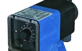 Chemical/Polymer Feeding Equipment - Pulsafeeder Pulsatron Series HV