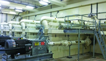 Cornell Centrifugal Pumps Solve Ragging Problems In A Washington Pump Station