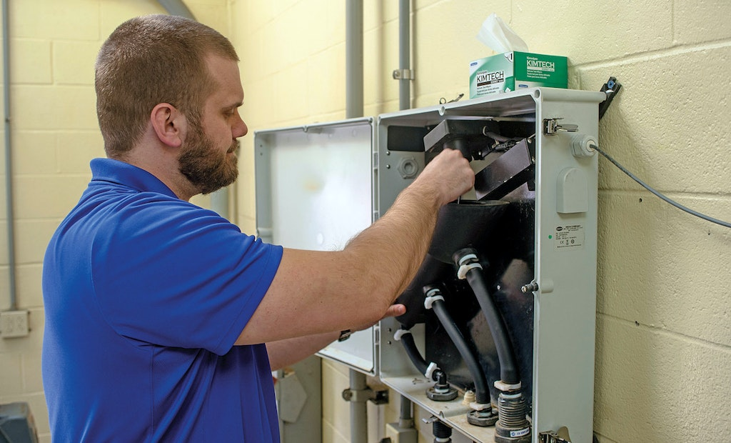 A Kentucky Operator Represents a New Generation in the Water Treatment Leadership