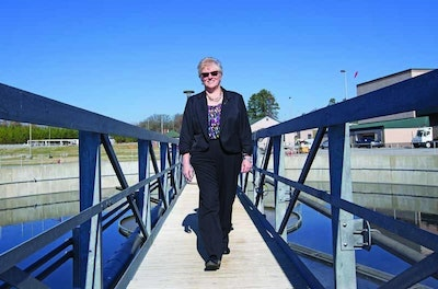 How Spartanburg's Rebecca West Became an Environmental Advocate