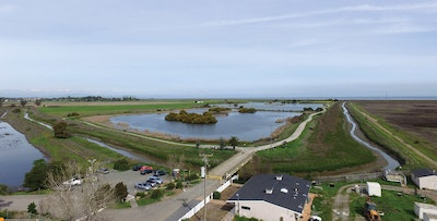 A California District Combines Wetland Treatment, Wildlife Habitat and Renewable Energy