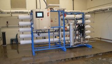 Custom System Treats Arizona Prison Well Water