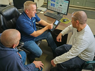 A Nevada Operator's Professionalism Earns Him MVP Status Among Co-workers and Peers