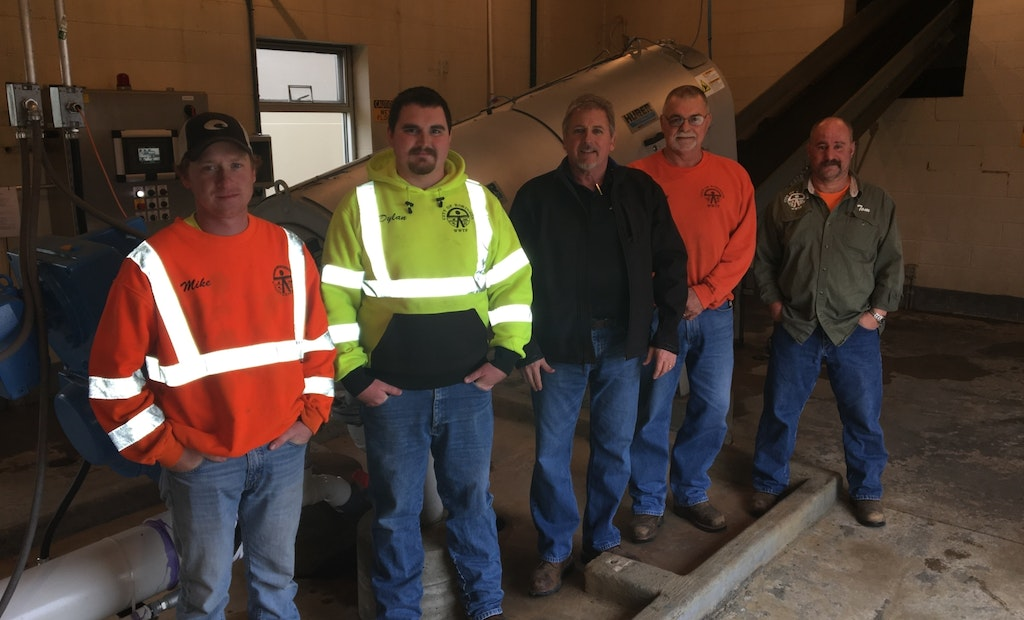 Dewatering Technology Dramatically Improves Operations