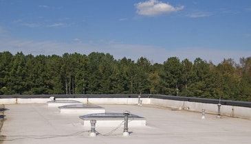 Cool the Roof. Stop the Leaks. Two Sustainable Measures in a Georgia County.