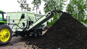 Composting Equipment - Roto-Mix Industrial Compost