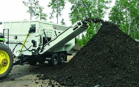 Composting Equipment - Roto-Mix Staggered Industrial Compost Series