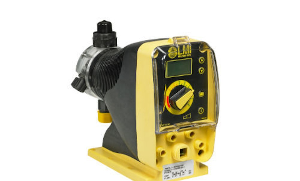 What Makes a Chemical Metering Pump Reliable?