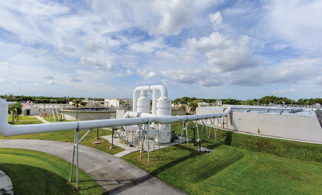 Plant Embraces Innovation With Biosolids and Reclaimed Water Systems
