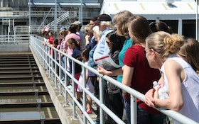 Effluent-Raised Salmon Gets Community Involved in Wastewater Treatment