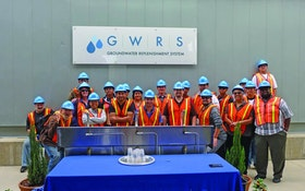 A California Water District Succeeds With Indirect Reuse Of Recycled Wastewater