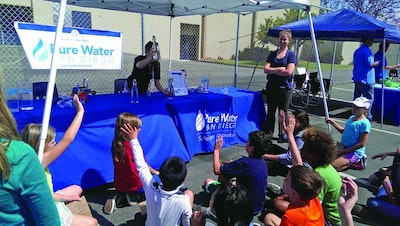 Public Outreach Helps Clear the Way for an Ambitious Wasterwater Recycling Initiative