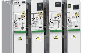 Schneider Electric medium-voltage switchgear