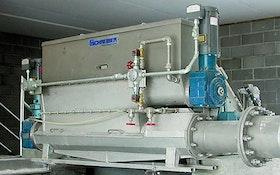 Dewatering Equipment - Schreiber washer/compactor