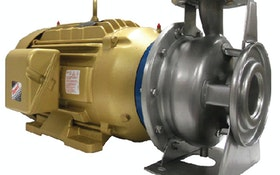 Scot Pump stamped 304 stainless steel pumps