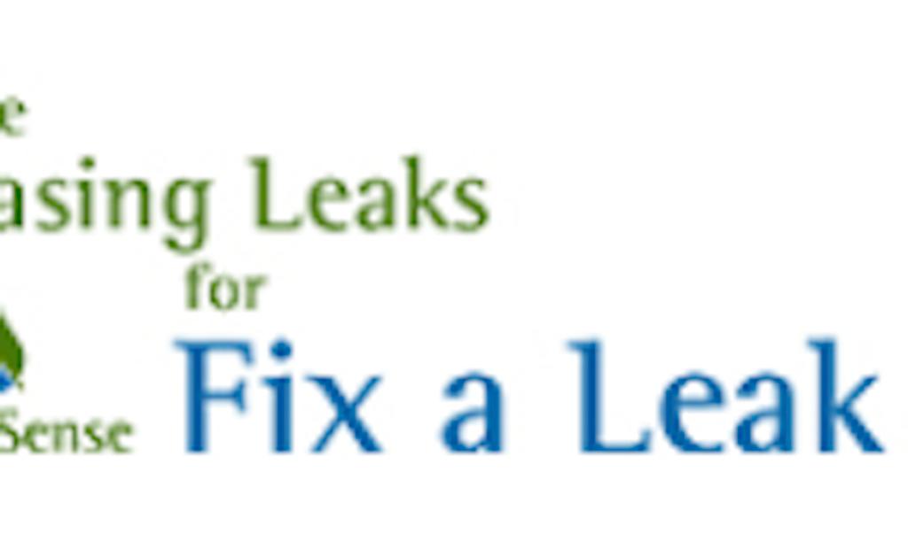 Happy Fix-A-Leak Week 2014! Now Go Tweet About It