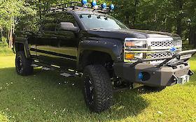 It Could Be Yours! Custom WWETT Truck Now on eBay