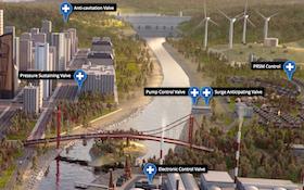 Interactive App Illustrates Municipal Valves
