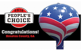 Tnemec Announces 2016 People's Choice Tank of the Year