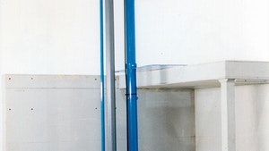 Vertical/Lift Station Pumps - ScreenCo Systems Patz Shaft Drive Pumps