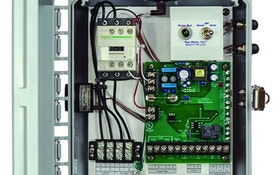 See Water pump control, alarm panels