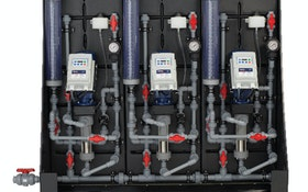 Chemical/Polymer Feeding Equipment - SEEPEX BRAVO chemical metering system