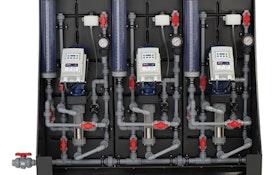 Chemical/Polymer Feeding Equipment - SEEPEX BRAVO