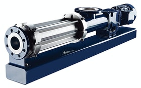 Pumps - SEEPEX Smart Conveying Technology