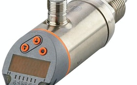 Sensaphone flowmeter with digital display
