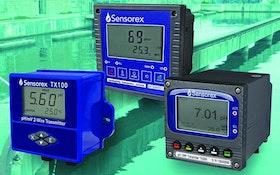 Sensorex online process transmitters