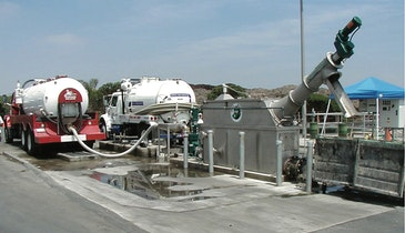 Monster Clears Clogs and Streamlines Septage Delivery