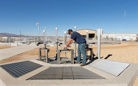 Small Award-Winning WWTP Team Says It's All About Service